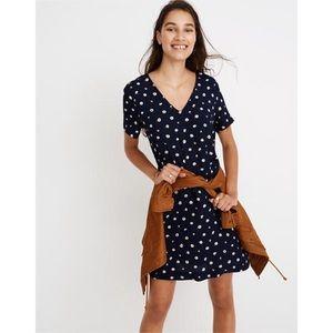 NWOT Madewell Daisy Button Back Dress
